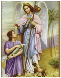 St. Raphael the Archangel: Story, Prayer, Novena, Pictures