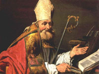 St Ambrose Church Biography. Saint Ambrose Catholic Life, Quotes