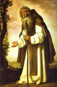 St Anthony Prayer Biography Saint Anthony the Great Catholic Church