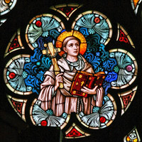 St Bernard of Clairvaux Biography, Catholic Church Saint Bernard Life