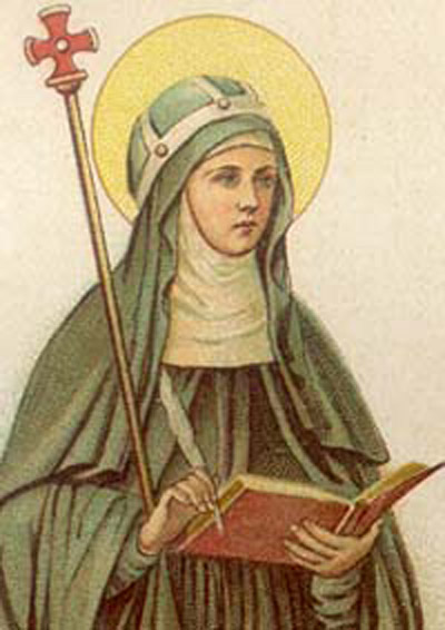 a biography of saint brigid Saint brigid, a contemporary of saint patrick, is probably the second best known irish saint as in the case of saint patrick, not much is known about her life.