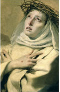 St Catherine of Siena Church Biography Saint Prayer Quotes