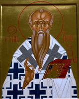 St Cyril of Jerusalem Biography, Catholic Church Saint Cyril Life