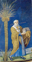 St Felix Biography. Pope Saint Felix, Patron St of the Catholic Church