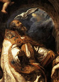 St Gregory the Great Biography Catholic Church Pope Saint, Prayer
