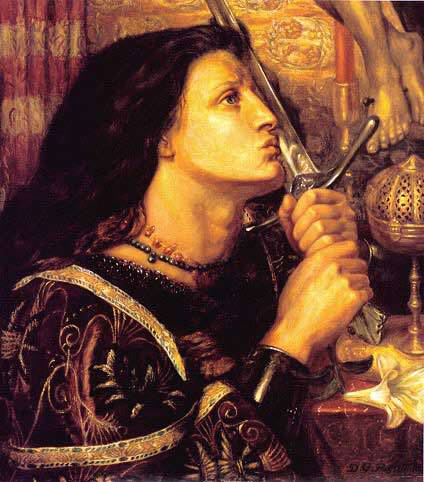 St Joan of Arc Church Biography. Saint Joan of Arc Pictures Prayer