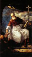 St John the Almoner or Almsgiver Biography, John the Merciful Pictures, Life, Story