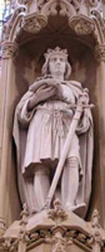 St Louis IX Biography, Catholic Church Saint Louis of France Life