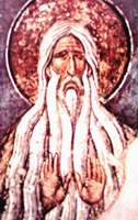 St Macarius the Great Biography, Pictures, Life, Hermit Saint