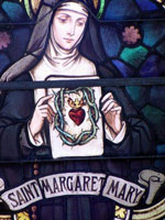 St Margaret Mary Alacoque Biography Life Catholic Church Saint