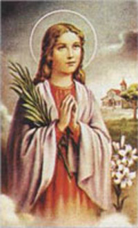 St Maria Goretti Biography. Saint Maria Goretti, Pictures, Prayers