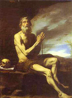 St Paul the Hermit Biography, Pictures: The first Christian Hermit History