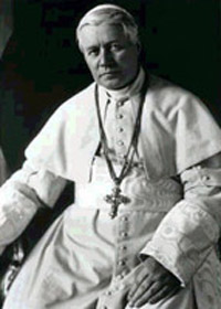 St Pius X Catholic Church Biography, Pope Saint Pius 10 Life Facts