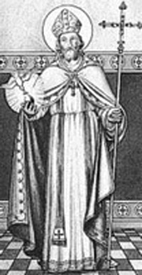 St Remigius Biography Saint Remigius patron St of Catholic Church