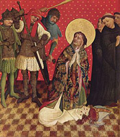 Thomas Becket Biography, St Thomas of Canterbury, Patron Saint