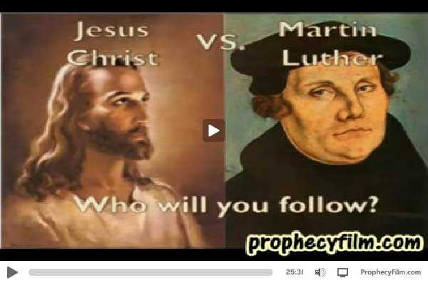 Heresiarch Martin Luther